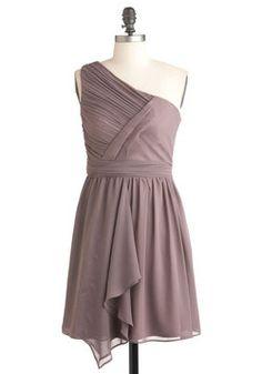 Over Dessert Dress, #ModCloth HOPEFULLY my maid of honor dress