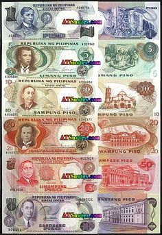 philipines currency   banknotes - Philippines paper money catalog and Philippine currency ...