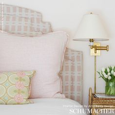 Marcus Design: A Texas Home Makeover by Amy Berry Feminine Bedroom, Feminine Decor, Modern Bedroom, White Painted Furniture, Berry, Big Girl Rooms, Kids Rooms, Small Rooms, Blue Rooms