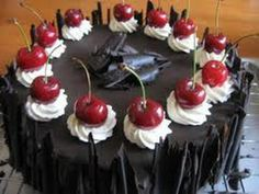 cara membuat kue ulang tahun yang simple - http://kudalu.com/cara-membuat-kue-ulang-tahun-yang-simple/