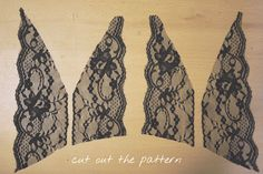 project 22: DIY BRALETTE (pattern and instructions)