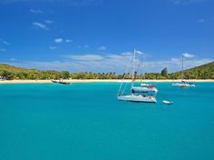 CANOUAN ISLAND, ST. VINCENT AND THE GRENADINES: Canouan is the ideal escape for a private-beach getaway. Not only does the island host some of the most breathtaking beaches within the Grenadines, but its accommodations range from luxurious suites to private residences.