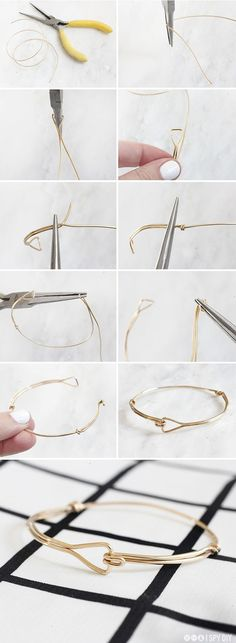Ahh - DIY Jewelry Holder Ideas ;) #diyjewelry