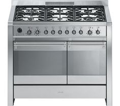 Looking for Smeg Opera Pyrolytic Dual Fuel Range Cooker - STAINLESS STEEL? With over 25 years experience the experts at Appliance City are here to help. Piano Bar, Gas Cookers, Smeg Range, Dual Fuel Range Cookers, Cooking Pumpkin, Technology