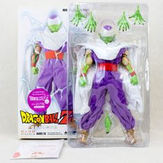 Dragon Ball Z Piccolo RAH Real Action Figure Medicom Toy JAPAN ANIME MANGA
