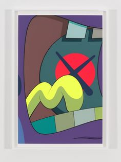 KAWS | The ARTCHIVALMore Pins Like This At FOSTERGINGER @ Pinterest