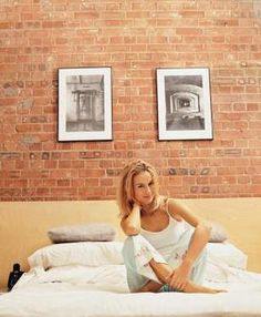 Exposed brick walls add charm to your home -- but not if they're in poor condition.