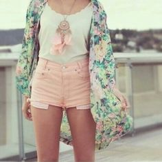 Imagen vía We Heart It #fashion #outfit #summer