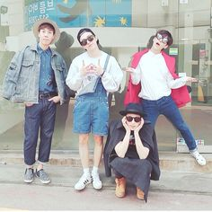Boys Republic | The Real One era | One Junn, Sungjun, Minsu, & Suwoong