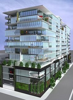 Green Residential Architecture | GLENELG foreshore will gain its last residential tower under Urban ...