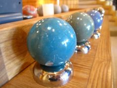 beautiful, shining balls of mud... Hikaru dorodango「光るどろだんご」知ってますか???