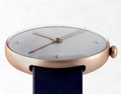 Chester Watch la montre capitonnée par le Studio Dreimann