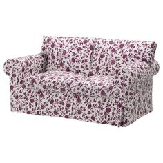 EKTORP Loveseat - Hovby lilac - IKEA