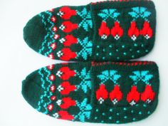 winter fashionchristmas giftswomen slippershome by Istanbulcolors, $25.00