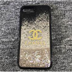 iPhone8/7s/7s plus/7/7 plus/6s/6s plusケース シャネル風 流砂 キラキラ 高級ブランド CHANEL てざり良い お洒落 女性適用 激安通販