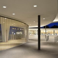 L3P Architects | Renovation and Extension of the Zurich Zoo Foyer