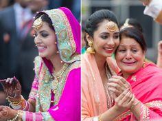 Our Princess Bride – A Punjabi wedding in Ludhiana. » Punjab Wedding…
