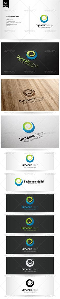 Dynamic Spiral and Abstract E Logo — Vector EPS #spiral #colorful • Available here → https://graphicriver.net/item/dynamic-spiral-and-abstract-e-logo/5592078?ref=pxcr