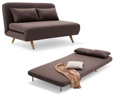 Folding sofas beds and chaise lounges for small spaces http