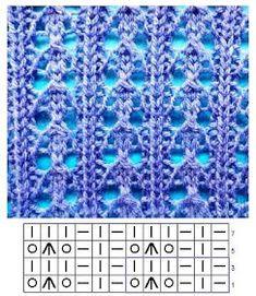 Kira knitting: Knitted pattern no. 184