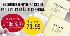 Confira a Revolução #hpgmusical.com Encordoamento Mauro Calixto Cello: http://www.hpgmusical.com.br/categoria/1/23/57/0/MaisRecente/Decrescente/21/1/0/0/.aspx