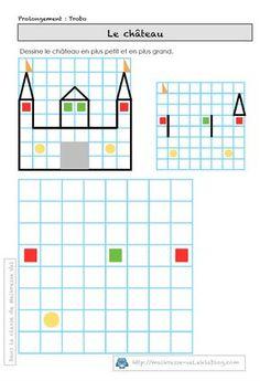 Math 3ème Harmos (CP) - (page 2) - Dans la classe de Maikresse Val Preschool Math, Maths, Brain Gym, Coding For Kids, 2nd Grade Math, Kids Education, Teaching English, Problem Solving, Mathematics