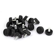 Onwon Furniture Threaded Stem Leveling Foot Adjuster 8mm x 20mm x 30mm 20PCS    http://www.stupidprices.com/shop/furniture/onwon-furniture-threaded-stem-leveling-foot-adjuster-8mm-x-20mm-x-30mm-20pcs/    [gallery]  Package Come with:20 Pcs Leveling Foot  Color: silver tone, black; Subject material: metal, plastic.  Sort: Screw On;Thread Size: M8x20mm/0.3″x0.8″(D*L);Base size: 30x20mm( D * H)  Simple to put in of it and adjustable height as your require.  The Leveling Foot is for place of…