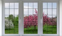 Why Replace Your Windows and What to Look For When Replacing Your Windows Steel Windows, Old Windows, House Windows, Windows And Doors, Vinyl Windows, Window Manufacturers, Window Replacement, Exterior Cladding, Window Styles