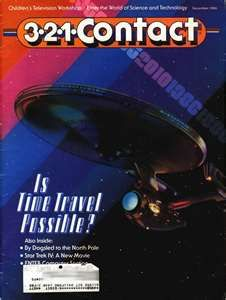 3-2-1 Contact magazine! This was my fave when I was a kid. Wish it was still around.