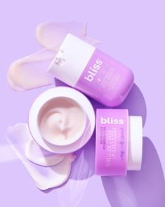 Skincare News: Bliss Releases New Youth Got This Skincare Collection Serum and Moisturizer Bliss has just released their new Youth Got This Skincare Collection — which includes a new serum and a new moisturizer. Featured in the skincare release is the Youth Got This Prevent-4 Pure Retinol Advanced Skin Smoothing Serum and the Youth Got This Prevent-4 Pure Retinol Deep Hydration Moisturizer. Both skincare products are designed to visibly smooth and hydrate the skin... Makeup Brands, Serum, Bliss, Moisturizer, Youth, Skin Care, Pure Products, Tableware, Beauty News