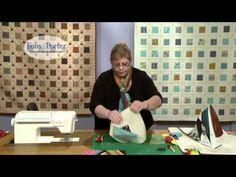 Sew Easy Lesson: Crazy Pieced Blocks