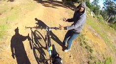 Video: Cyclists Gunpoint Robbery Caught On GoPro - A Funny Video on KillSomeTime