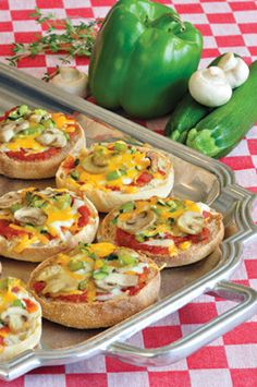 My Personal Pizza, a kid favorite! Easy to make, everyone loves these, popular party recipe!