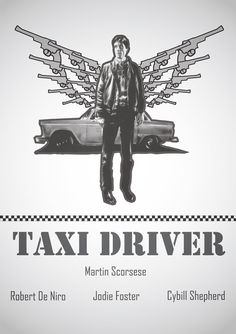 Taxi Driver by Andy Silvino
