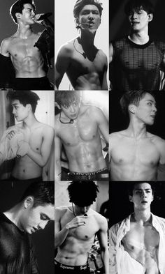 Shared by Yasmin Chanyeol. Find images and videos about kpop, sexy and exo on We Heart It - the app to get lost in what you love. Kpop Exo, Exo Chanyeol, Kyungsoo, Exo Kai Abs, Baekhyun Hot, Memes Exo, K Pop, Day6 Sungjin, Love