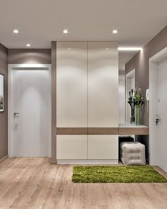 Hey guys this is the first time when i write the description in english.i hope you can understand me ; Bedroom Cupboard Designs, Bedroom Cupboards, Bedroom Closet Design, Hall Furniture, Furniture Design, Apartment Design, Entryway Decor, Home Interior Design, Living Room Decor