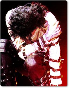 Bad era live, Michael Jackson digital art.