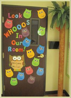 owl classroom theme Archives - IdeasForClass.com