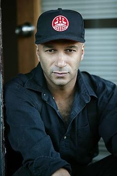 Tom Morello - like Obama he is half Kenyan, raised by a single mom, Harvard grad, worked on Capitol Hill before leaving in disgust, now a social activist and the one the the most innovative incredible guitarists to ever live.