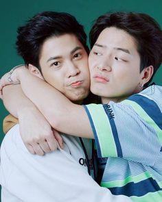 Cute Gay Couples, Couples In Love, Kdrama, Pretty Litte Liars, Gay Aesthetic, Thai Drama, Dream Boy, Pretty Men, Drama Movies
