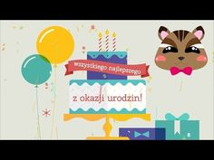 🎂 Śmieszne życzenia urodzinowe (z okazji urodzin) 🎈🎁 z głosem wiewiórki - YouTube Humor, Film, Youtube, Movie, Film Stock, Humour, Funny Photos, Cinema, Funny Humor