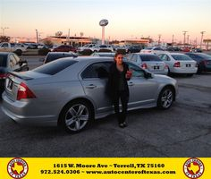 My time here at auto center was amazing. The people here are all really friendly and very helpful. I will be sending people this way. - BRIANA ALVIZO, Tuesday, November 18, 2014 http://www.autocentertexas.com/?utm_source=Flickr&utm_medium=DMaxxPhoto&utm_campaign=DeliveryMaxx