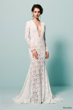 Daalarna Couture 2015 Wedding Dresses