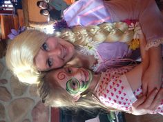 Rapunzel and Abby