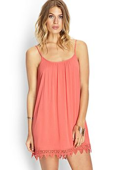 Short Summer Dresses: 25 Cute Styles You Need Now (PHOTOS) - Slip dress, Forever 21