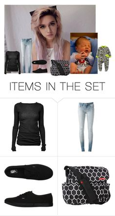 """*wipes tears; having a hard time taking care of Alex by myself*-Maddie"" by jojo-vengeance6661 ❤ liked on Polyvore featuring art"