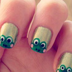 NOTW- little froggies