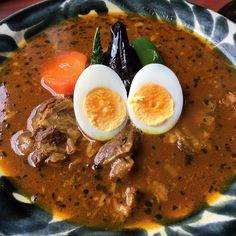 ソーキスープカレー #curry #カレー #沖縄 #okinawa