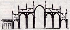 catedral sevilla alzado - Cerca con Google
