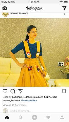 Garba Dress, Navratri Dress, Kurta Designs, Saree Blouse Designs, Ethnic Outfits, Indian Outfits, Indian Designer Outfits, Designer Dresses, Funky Dresses